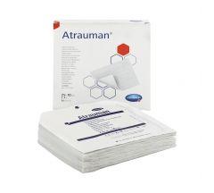 Атрауман АГ повязка мазевая стерильная серебро 7,5х10см №50 4995536