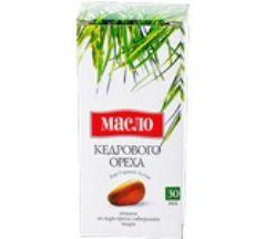 Алтайский букет масло Дар Горного Алтая кедровый орех 30мл