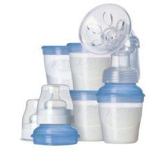 Авент молокоотсос ИСИС ВИА +система хранения молока 84510/86510