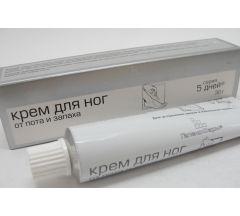 5 дней крем д/ног против пота/запаха 35г