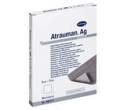 Атрауман АГ повязка стерильная серебро 5х5см №10 4995713
