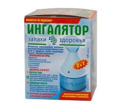 Ингалятор Запахи здоровья тепловлажный индивидуальный
