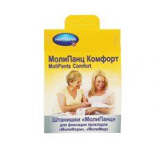 Молипантс штанишки Комфорт д/фиксации прокладок р.M №1 9477830