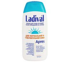 Ладиваль лосьон после загара солнцезащитный д/норм./чувств.кожи 200мл